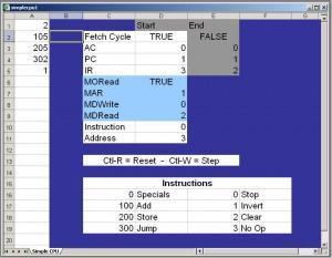 Simple CPU