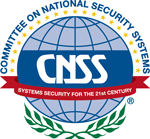 CNSS logo with globe