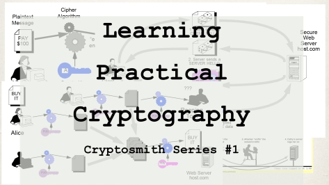 Video clip from Learning Practical Cryptography