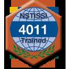 NSTISSI Training Badge
