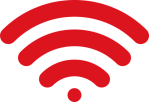 Wi Fi signal graphic